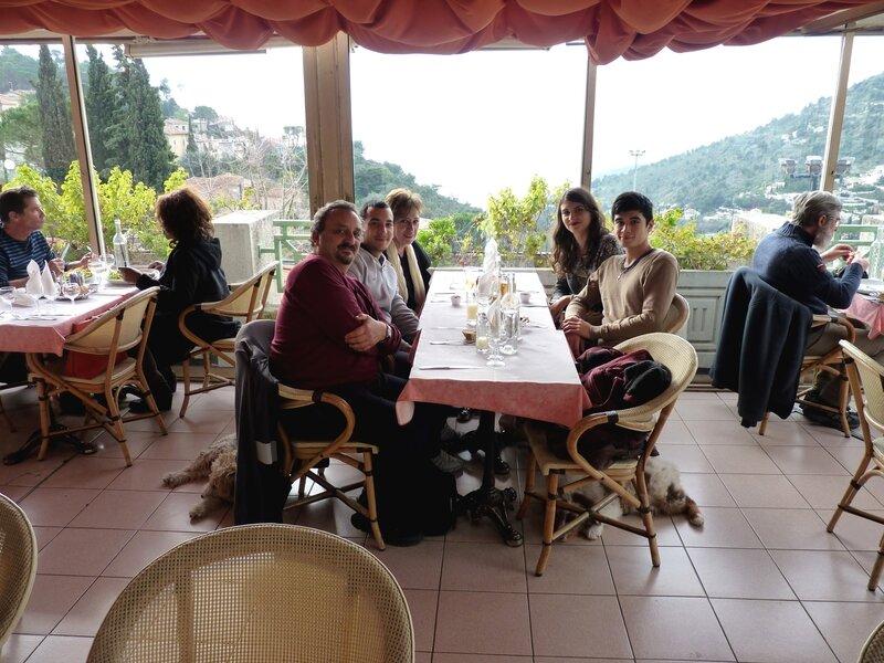 Restaurant La Terrasse à La Turbie