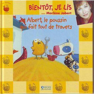Albert Le Poussin Qui Fait Tout De Travers   cd+ livret