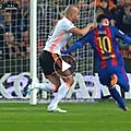 But <b>Messi</b> Barcelone Valence 3-2
