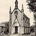 La chapelle de Vertu, mémoire des Guerres de Vendée