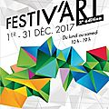 Festiv'Art, <b>expo</b>-<b>vente</b> aux Champs