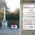 Une journée du souvenir en Vendée bressuiraise