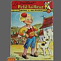 Livre Collection ... LE VAILLANT PETIT TAILLEUR (1953) *<b>Contes</b> du gai Pierrot*