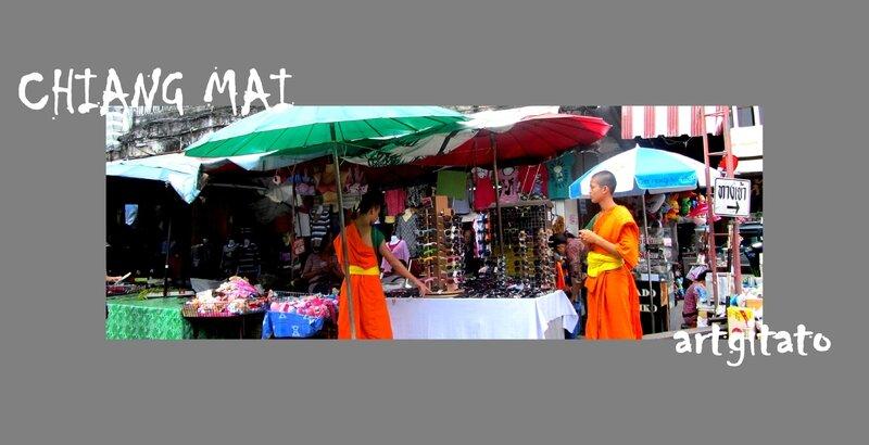 Chiang Mai Artgitato Thailande Thailand 10