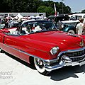 <b>Cadillac</b> series 62 Eldorado convertible-1955