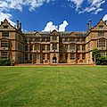 MONTACUTE HOUSE (<b>UK</b>)