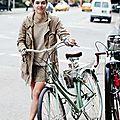 New York à <b>vélo</b>, une façon ludique de découvrir la ville.
