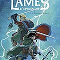 Les lames d'Âpretagne, Tome 1 : Le tonnerre de Brest, de Noë Monin, Luc Venries & Yoann Courric