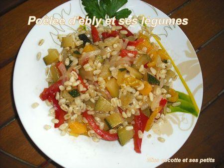 poelée d'ebly aux legumes1