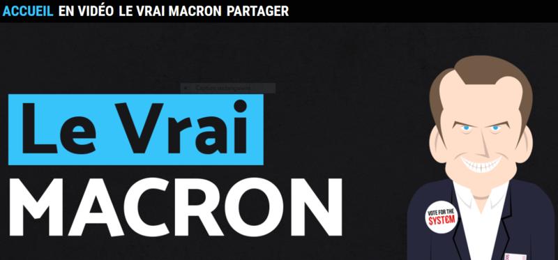 Le vrai Macron