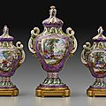 From Sèvres to Fifth Avenue: Exhibition of French porcelain opens at The Frick Collection