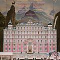L'hôtel Grand Budapest / The Grand Budapest Hotel (2014)