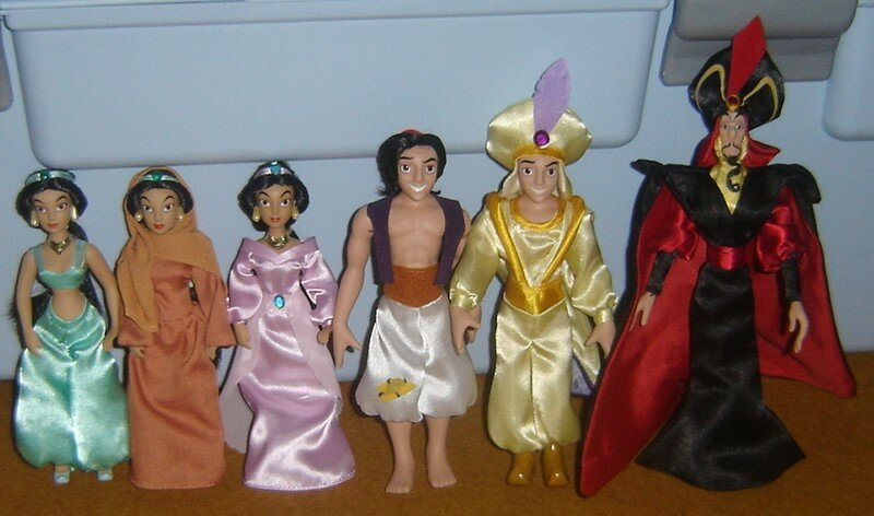 Jouets Aladdin 7665362