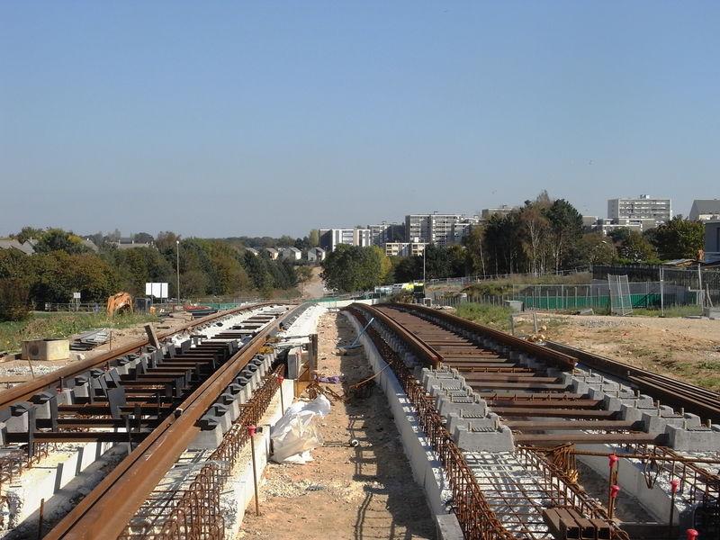 Tramway : En direct du chantier - Page 7 69037947