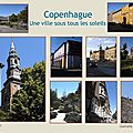 <b>Copenhague</b>... Perle du Nord... 