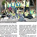 Vu dans la presse : Les Fins Papiers visitent Préval (19/06/2016)