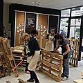 Atelier <b>Leroy</b> Merlin : les meubles en palettes