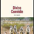 Divine Comédie - Gaël Tchakaloff - Editions Flammarion