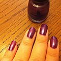 Review : Vernis Royal Tease de <b>China</b> <b>Glaze</b>