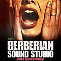 Berberian Sound Studio, Peter Strickland (2012)