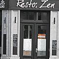 Restons zen Bruxelles Belgique <b>restaurant</b>