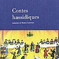 Contes <b>hassidiques</b>