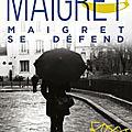 Maigret se