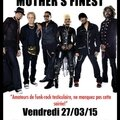 MOTHER'S FINEST - Concert @ <b>New</b> <b>Morning</b> / Paris - 27 Mars 2015 + All Tour Dates (Live In Europe)