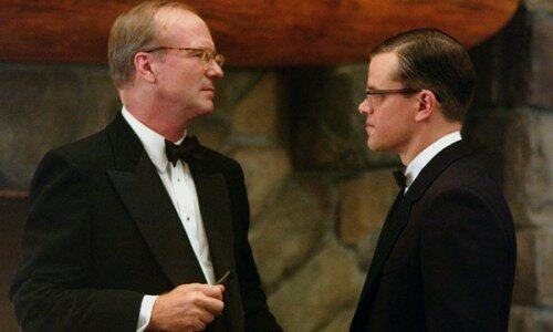 William Hurt et Matt_Damon
