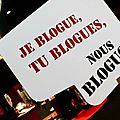 <b>Pourquoi</b> je blogue ?