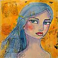 <b>PORTRAIT</b> MIXED MEDIA ARTJOURNAL