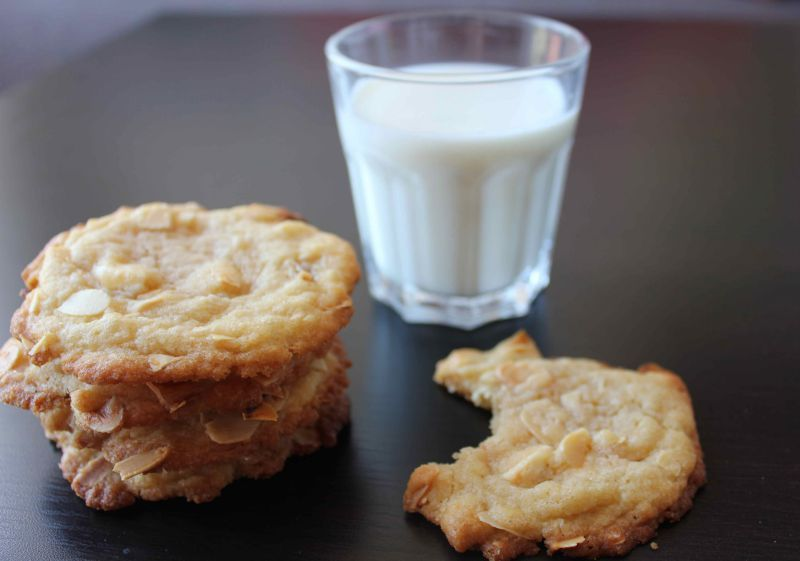 cookies sucre blanc