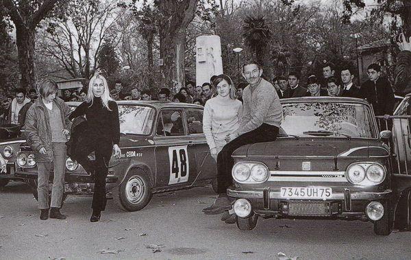 1967 - L'Ecurie Ceida-NSU - Critérium Cévennes 1967