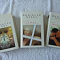 Lot de livres de DANIELLE STEEL