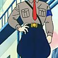 commandant blue