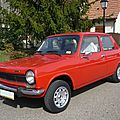 TALBOT <b>SIMCA</b> 1100 LS 