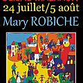 Mary ROBIC