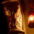 Visite nocturne de <b>Vigeois</b> : 45 personnes