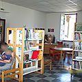 Bibliothèque de Betchat