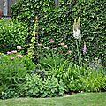 Un <b>jardin</b> dans le Ried