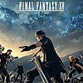 La mise à jour 1.13 du jeu Final Fantasy XV est dispo en téléchargement