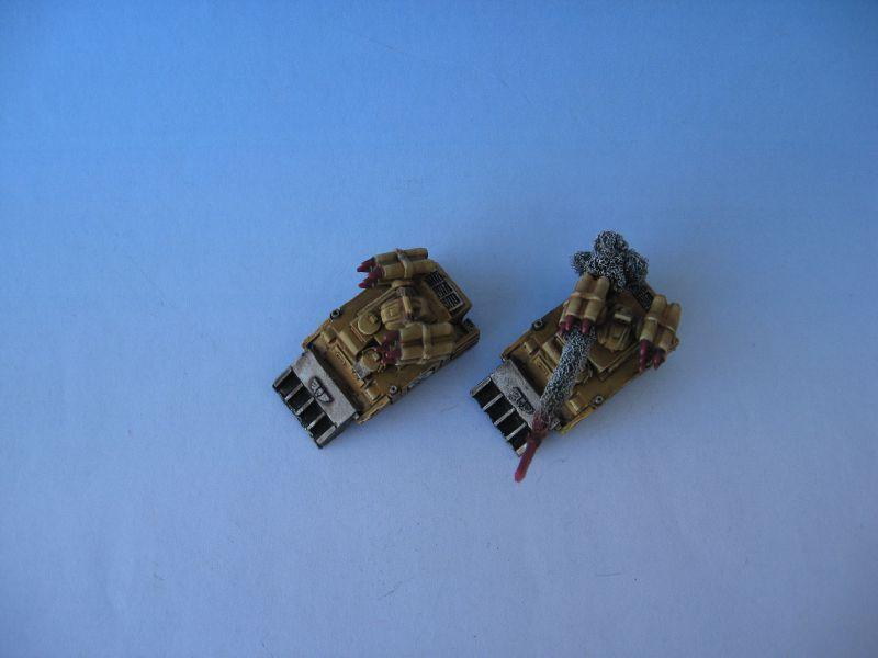 Conversion pour Tank hunter Sabre 68552767