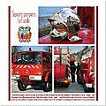 Sapeurs pompiers - La Fuvelle - Labergement Sainte Marie