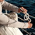 Comment faire facilement un nœud de cabestan et sa version rapide à défaire - Clove hitch and quick release