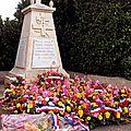 19 août 1944: attaque de la 11ème Panzer Division et tragédie du groupe FRANCE <b>LORRAINE</b> à Coustellet
