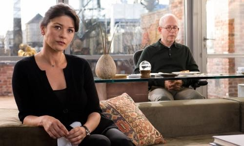 CATHERINE ZETA-JONES & BOB BALABAN