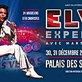 Elvis artiste interplanétaire.