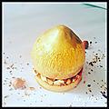 Tartelette <b>noisette</b> de cedric grolet
