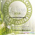 Je participe au <b>Cabana</b> à Plumaudan (22)
