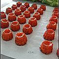 <b>CANNELÉS</b> BLOODY MARY - <b>CANNELÉS</b> BLOODY MARY